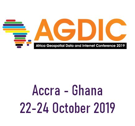 Africa Geospatial Data and Internet Conference (AGDIC