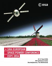 10th European Space Power Conference ESPC 2014