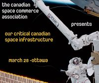 2012 Canadian Space Commerce Association National Conference