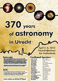 370 Years of Astronomy in Utrecht