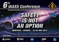 "The sixth IAASS Conference ""safety is not an option"""