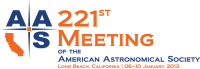 221st AAS Meeting