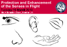 Aerospace Medicine Symposium   Protection and Enhancement of the Senses in Flight