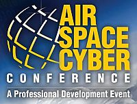 2018 Air Space  Cyber Conference