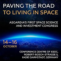 Asgardia's First Space Science and Investment Congress