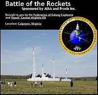 Battle of the Rockets