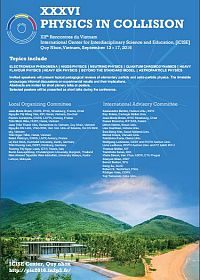 36th International Symposium on Physics in Collisions (PIC)