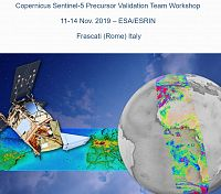 Copernicus Sentinel-5 Precursor Validation Team Workshop