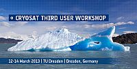 Cryosat Third User Workshop