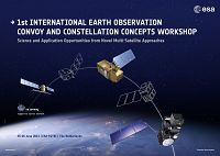 International Earth Observation Convoy and Constellation Concepts Workshop