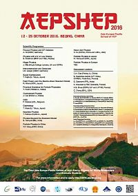 3rd Asia-Europe-Pacific School of High-Energy Physics