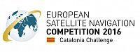 European Satellite Navigation Competition 2016 Catalonia kick-off