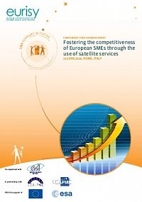 Fostering the competitiveness of European SMEs through the use of satellite services