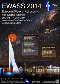 EWASS 2014 European Week of Astronomy and Space Science