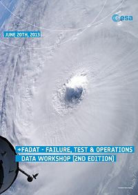 FADAT 2013, Failure, Test & Operations Data Workshop