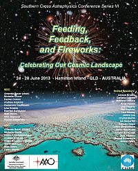Feeding, Feedback, and Fireworks: Celebrating Our Cosmic Landscape