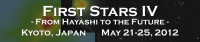 First Stars IV - From Hayashi to the Future