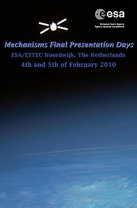 Mechanisms' Final Presentation Days
