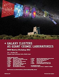 Galaxy Clusters as Giant Cosmic Laboratories