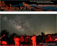 Grand Canyon Star Party 2015