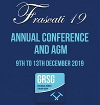 GRSG 30th Anniversary Conference and AGM