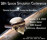 28th Space Simulation Conference