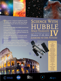 Science with the Hubble Space Telescope IV