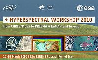 Hyperspectral Workshop 2010