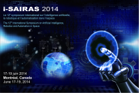 International Symposium on Artificial Intelligence, Robotics and Automation in Space