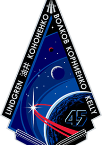 Expedition 45 Launch to the International Space Station