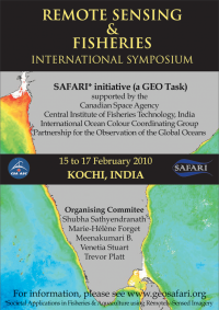 International Symposium on Remote Sensing and Fisheries