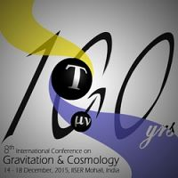International Conference on Cosmology and Gravitation
