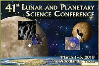41st Lunar and Planetary Science Conference