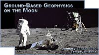 Ground-Based Geophysics on the Moon