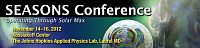 SEASONS,  Conference on Space Environment Applications, Systems, and Operations for National Security