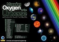 Mapping oxygen in the Universe