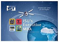 ISU Executive MBA Program