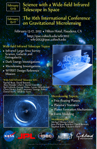 The 16th International Conference on Gravitational Microlensing