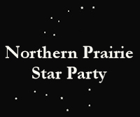 13th Northern Prairie Star Party 2016
