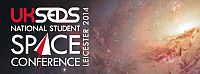 UKSEDS National Student Space Conference 2014