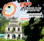 The 20th Session of the Asia-Pacific Regional Space Agency Forum(APRSAF-20)
