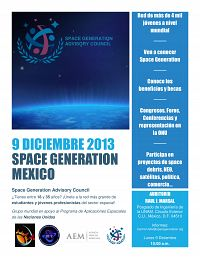 Space Generation Mexico