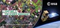 SENTINEL-2 for Science Workshop