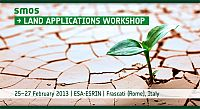 SMOS Land Applications Workshop