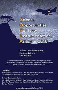 Scientific Opportunities For new Instrumentation, Asilomar 2010