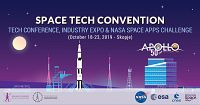 Space Tech Convention 2019