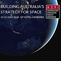 Building Australia's Strategy for Space