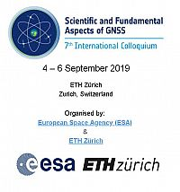 7th International Conference on Scientific and Fundamental Aspects of GNSS